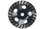 Bosch 4530H 4 5 Inch Turbo Row Diamond Cup Wheel