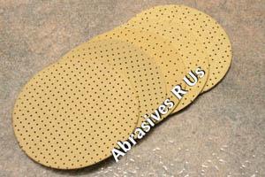 Superpad P 5 Inch 100 - 500 Grit Sanding Discs by Jost Abrasives