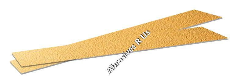 "36 Grit 23-170-036 Mirka Gold Non PSA 2-3//4/"" x 17-1//2/"" File Sheets"