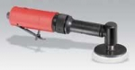 Dynabrade 18055 3 Inch Autobrade Red Right Angle Buffer