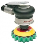 AirVantage Palm Style 3 Inch Buffer Polisher Rotary Sander