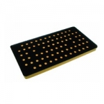 AirVantage 3 2 3 x 7 Inch Many Hole Screen Abrasive Back Up Pads