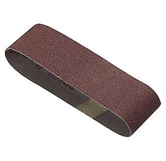 4 x 24 Inch Sanding Belts Grits 40 - 120 by Bosch