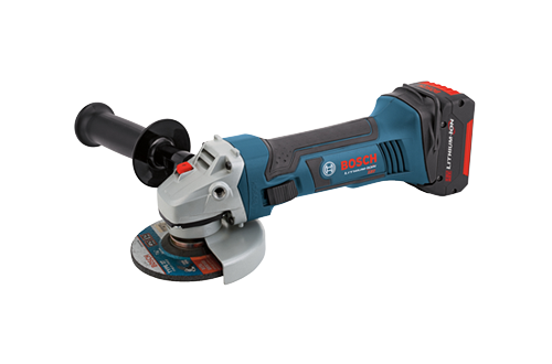 18V 4  1 2  Angle Grinder Bare Tool by Bosch