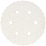 Bosch 6 Inch 6 Hole Hook and Loop Paint Sanding Discs 5 Pack