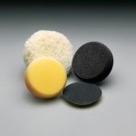 Carborundum 3 Inch Carbo Finish Polishing Pads