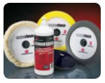 Carbo Finish Backup Pads by Carborundum Abrasives