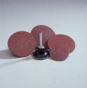 Aluminum Oxide Fiber Discs 5 Inch by Carborundum Abrasives