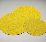 Carborundum Carbo Gold Blank Coarse Discs 8 Inch Grits 40 and 80