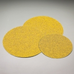 Carborundum Carbo Gold Blank Discs 6 Inch Grits 40 and 80