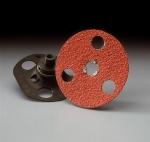 Carborundum 5 inch EZView Flex Loc Discs