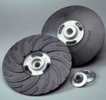 Carborundum Grinding Disc Back Up Pads