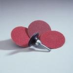 Carborundum Ceramic Grain Fiber Sanding Discs 5 Inch