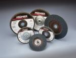 Carborundum Flap Discs Premier Red Zirconia 5 Inch
