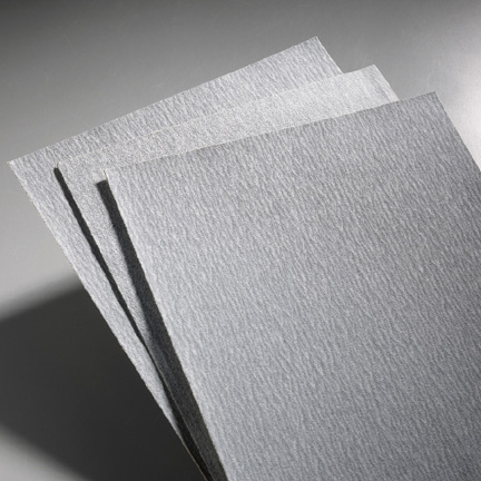 Silicon Carbide Paper Sheets 9 x 11 Inch by Carborundum Abrasives