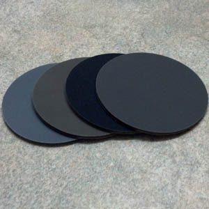 Superpad SG3 6 inch Foam Fabric Abrasive Pad - 20 Discs by Jost Abrasives