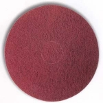 Mercer Maroon Between Coats Floor Finishing Pad