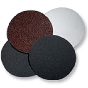7 inch Hook n Loop Silicon Carbide Floor Sanding Edger Discs by Mercer Abrasives