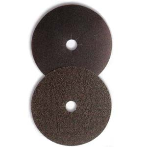 17 Inch Silicon Carbide Cloth Floor Sanding Disc by Mercer Abrasives