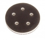 Mirka 1055Y 5 Inch 5 Hole Grip Faced Interface Pad