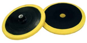 7 in  Grip Backing Pad by Mirka Abrasives