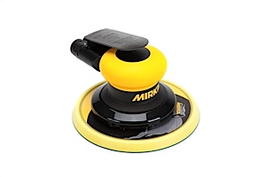 MR-608 6 Inch Aggressive 5 16 Inch Orbit Sander by Mirka Abrasives