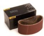 Hiolit-X 3 x 21 Inch Cloth Sanding Belt 10 Box Grits 40 - 150