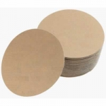 Mirka Gold 5 Inch No Hole Hook n Loop 60 - 80 Grit Discs