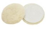 Mirka 6 Inch Natural Lambs wool Pad MPADLW-6 1 Pad