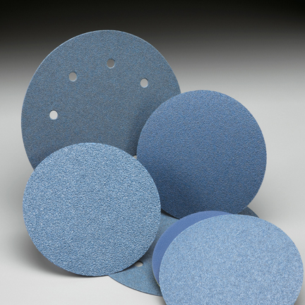 BlueMag PSA 6 Inch Discs Grits 36 - 80 by Norton Abrasives