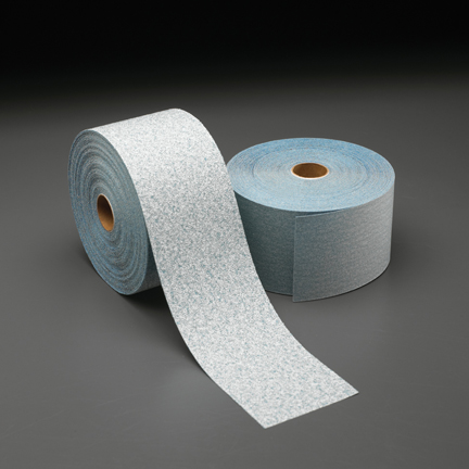 Dry Ice PSA Sheet Roll 2-3 4 Inch Grits 80 - 400 by Norton Abrasives