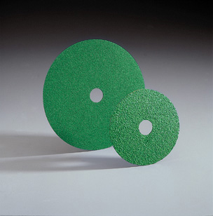 GreenLyte Fibre Grinding Disc 7 Inch Grits 24 - 80 by Norton Abrasives