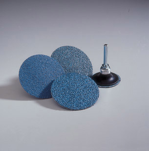 Speed Lok TR NorZon 3 Inch Discs Grits 24 - 80 by Norton Abrasives