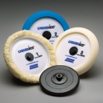 Norton Liquid Ice Large 8 and 9 Inch Polishing Pads