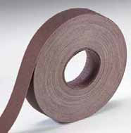 EZ Flex Metalite Abrasive Cloth 2 Inch Handy Rolls by Norton Abrasives