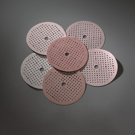 A275 Multi Air NorGrip Vacuum Discs 6 Inch Grits 80 - 800 by Norton Abrasives