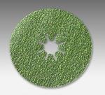 Sia 4515 Siabite 5 Inch Ceramic Heavy Duty Fiber Discs Grits 36 - 120