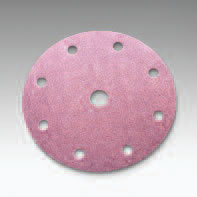 1949 drive Hook Loop Discs 6 Inch 9 Hole 120 Grit by Sia
