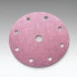 Sia 1949 Siadrive Hook Loop Discs 6 Inch 9 Hole 120 Grit
