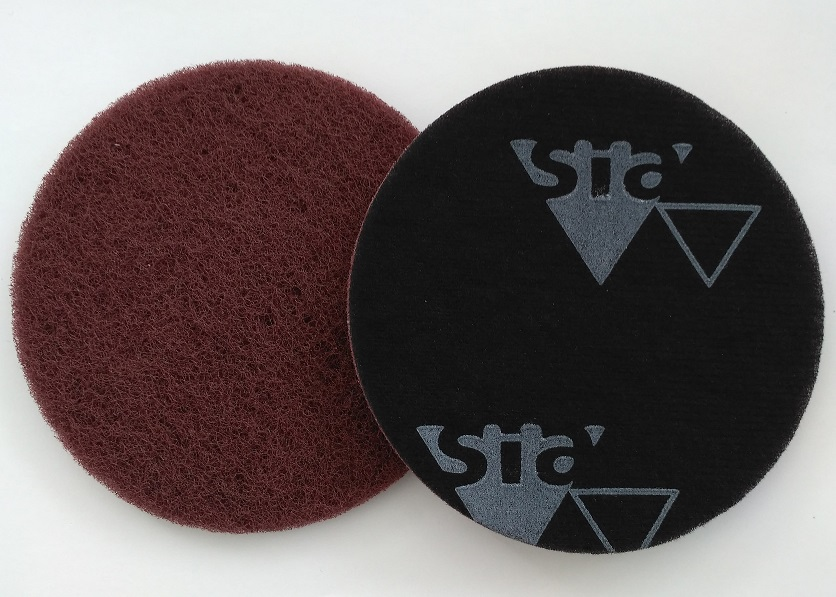 6120 Surface Conditioning Super Fine Nonwoven Discs 9 Inch by Sia