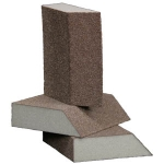 Sia Foam Abrasive Single Angle 4 Sided Block 50 Pack