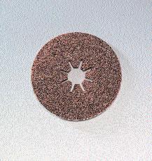 4515 Star Hole bite Ceramic Fiber Discs 7 Inch by Sia