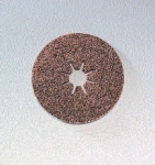Sia 4515 Star Hole Siabite Ceramic Fiber Discs 7 Inch