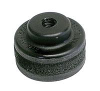 54018 1-1 4 Inch Non-Vacuum Rubber-Face Disc Pad by Dynabrade