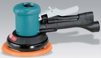 6 Inch Vacuum Dynalocke Dual-Action Sanders by Dynabrade
